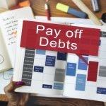 Paying Off Debt by Rodney Vander Kooi