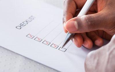 Rodney Vander Kooi's Tax Checklist for Ellis County Taxpayers